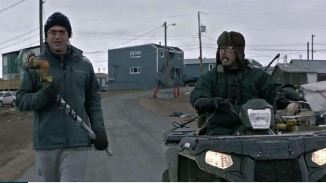 Lacrosse transforms Inuit lives in 'The Grizzlies'