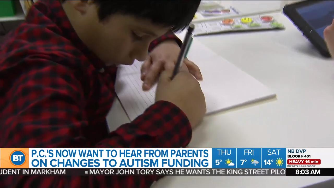 OAC reacts to provincial consultations on autism funding