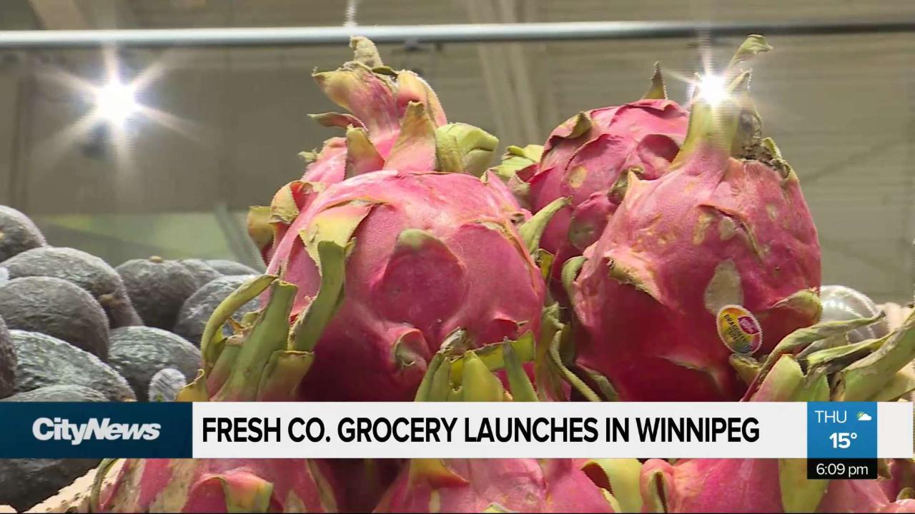 Fresh Co launches in Winnipeg