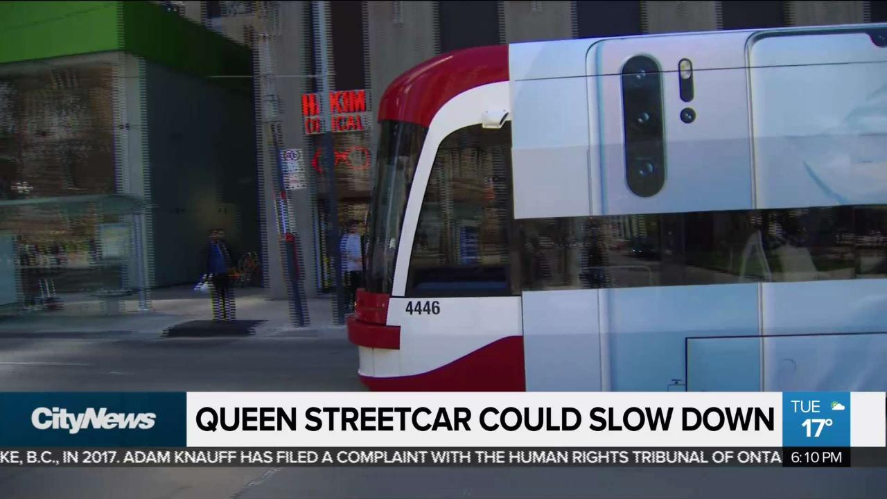 New Queen streetcar schedule could slow service: advocate
