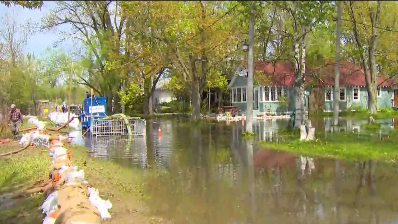 Efforts continue to keep the Toronto Islands open