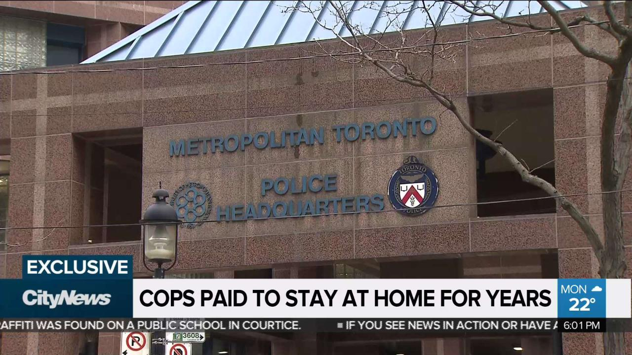 Cop suspended for 12 years paid over $1M