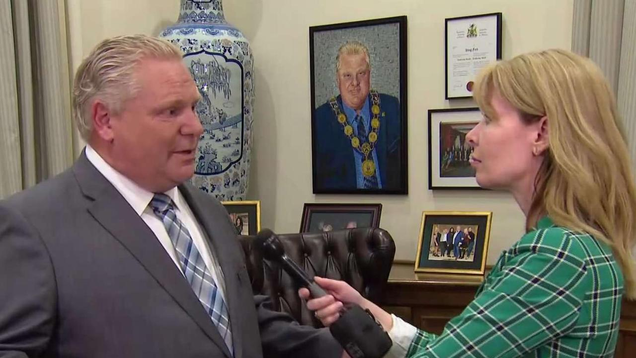 Premier responds to financial report that says more cuts necessary to balance budget