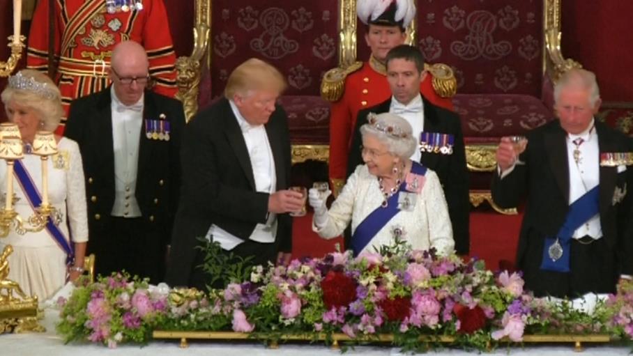 Trump escalates feud with London mayor ahead of U.K. visit