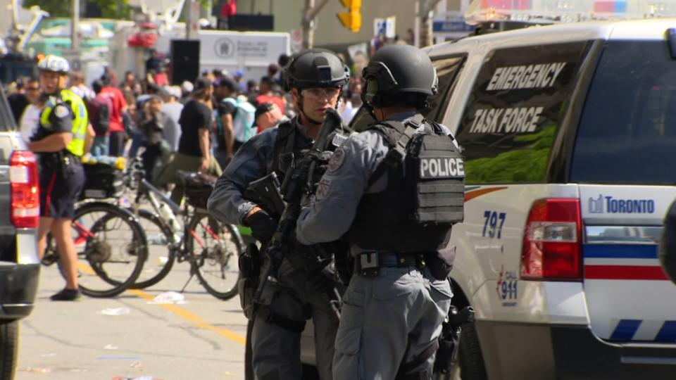 Person of interest identified in Raptors fan rally shooting: Police chief