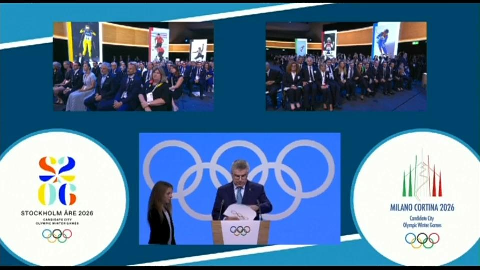 Image result for Milan-Cortina has won the right to host the 2026 Winter Olympics