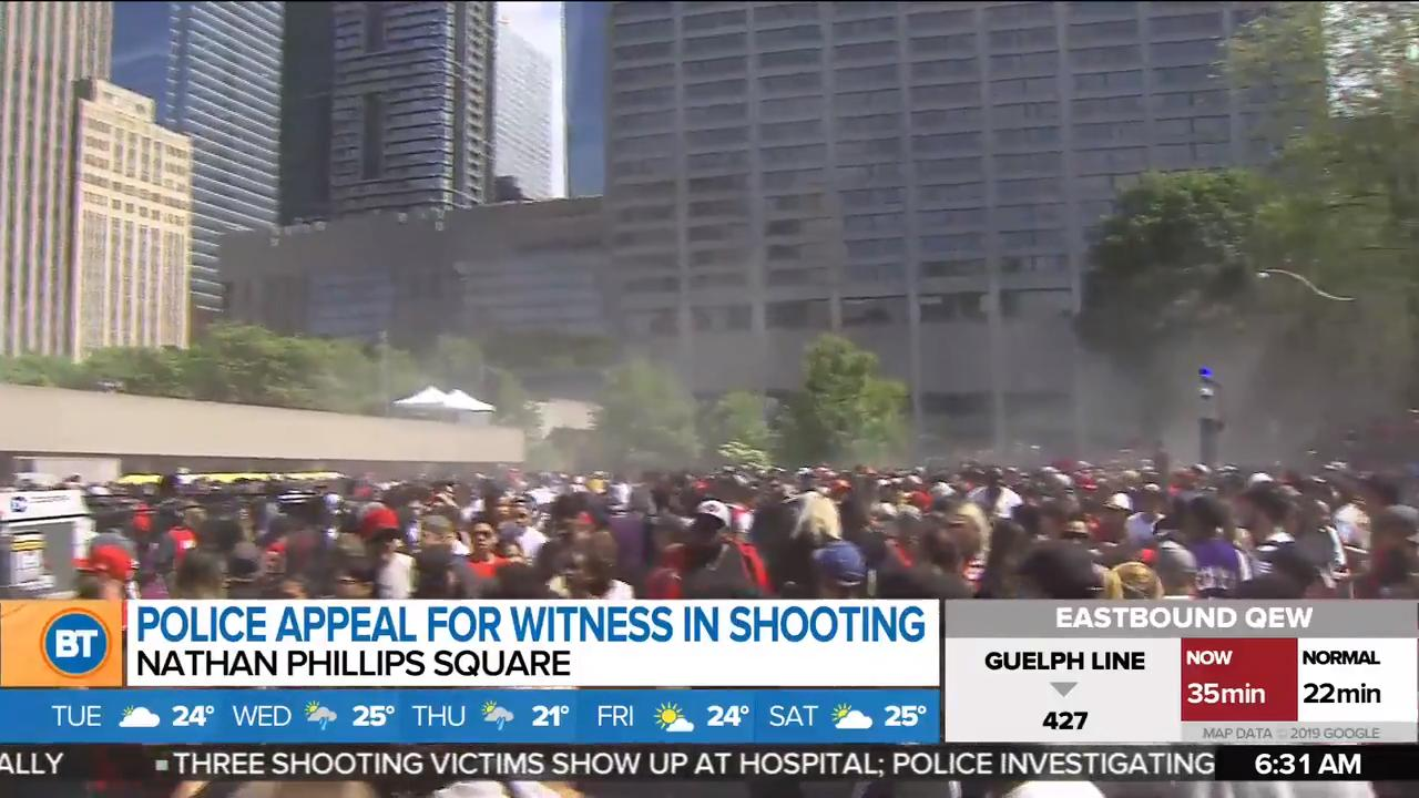 Suspects in Raptors parade shooting to appear in court Tuesday