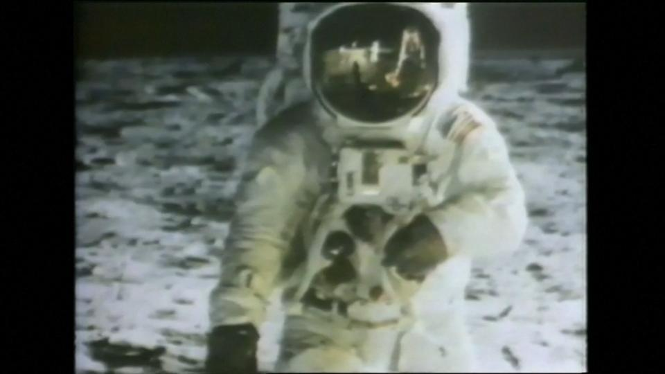 'One giant leap for mankind:' 50 years since first moon landing