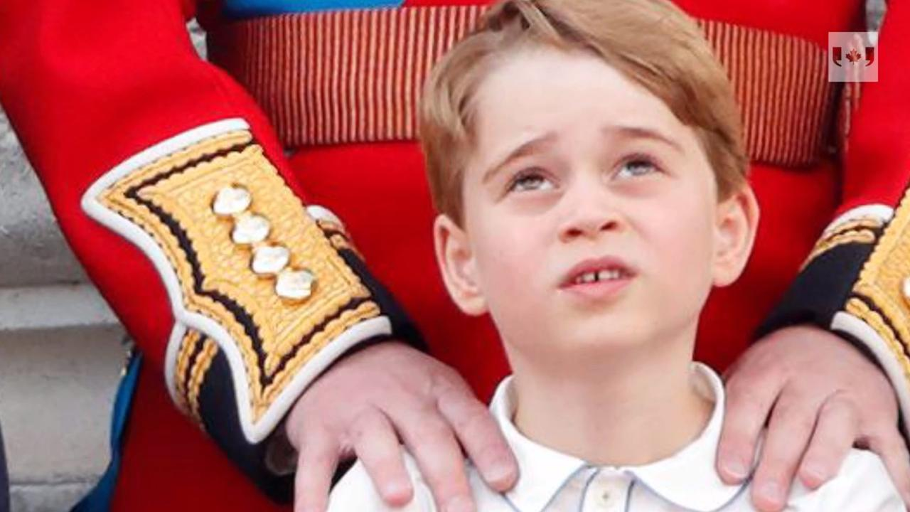 The Casual Tennis Fans Nostalgia For >> Prince George Gets Tennis Lesson From Roger Federer