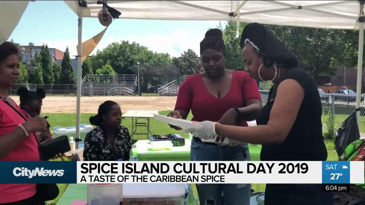 Spice Island cultural day kicks off in Little Burgundy
