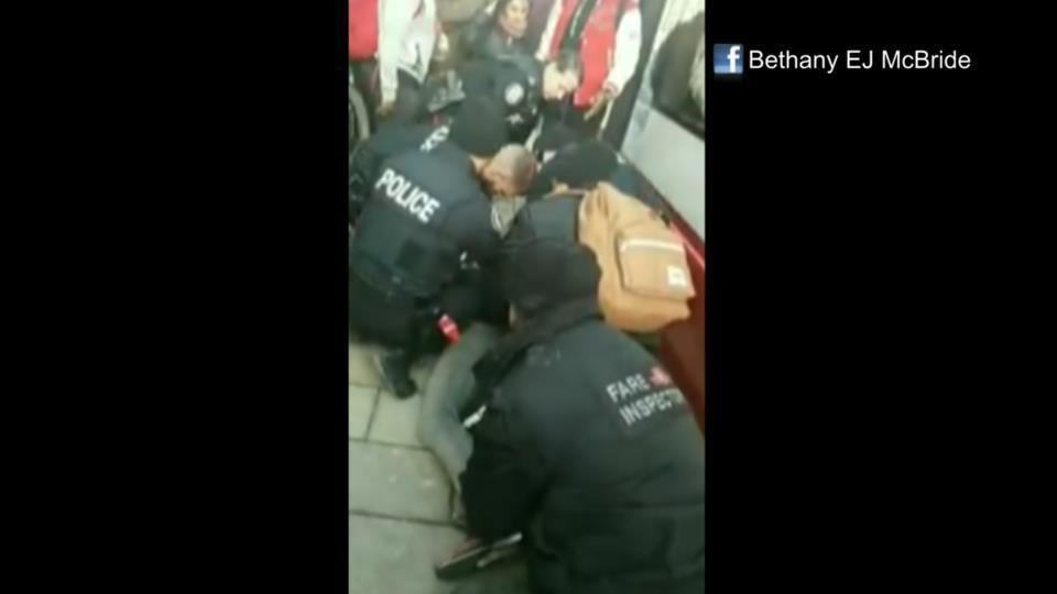 TTC probe into arrest of black man 'inadequate:' watchdog