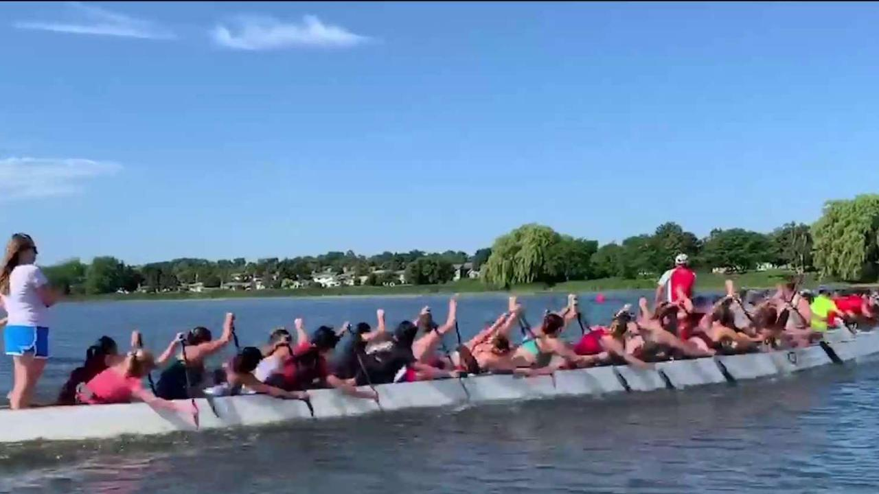 High hopes for Canada's junior dragon boat team