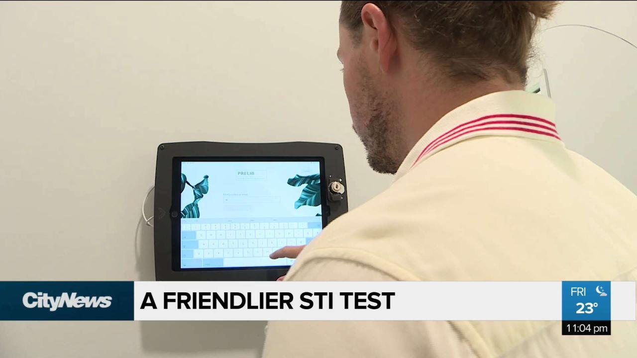 reddit std testing