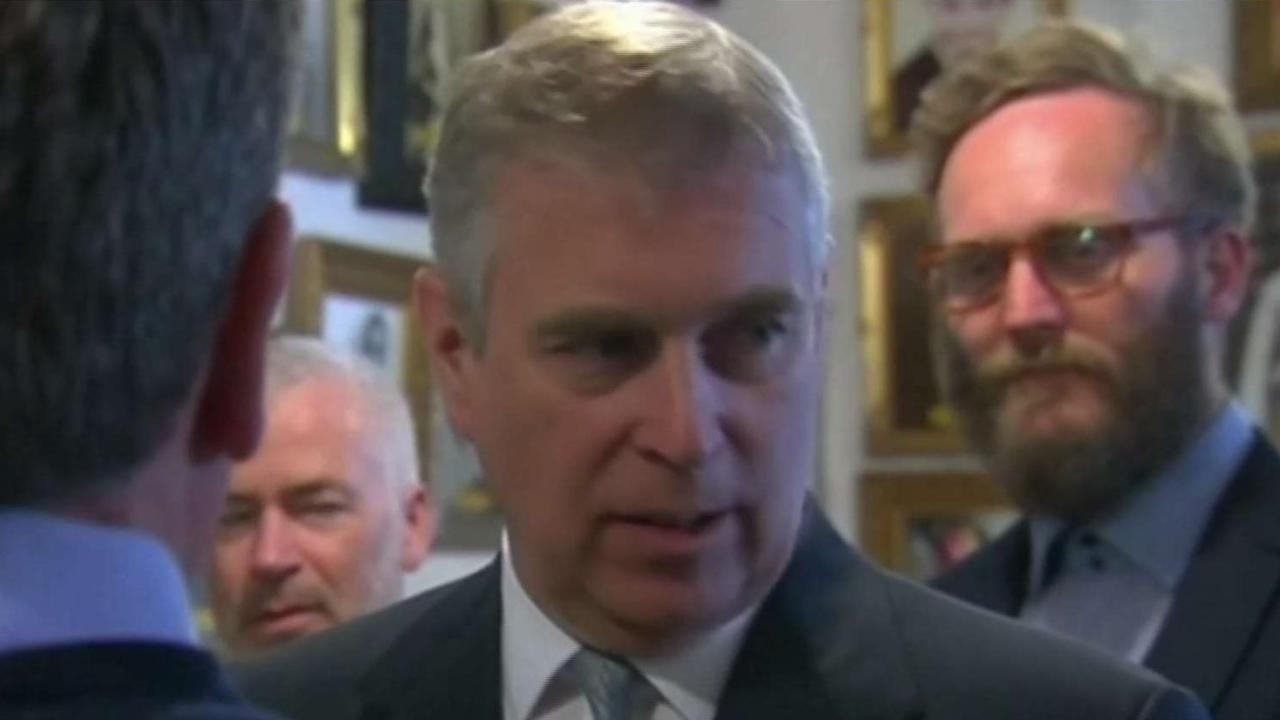 Prince Andrew denies involvement in Jeffrey Epstein scandal