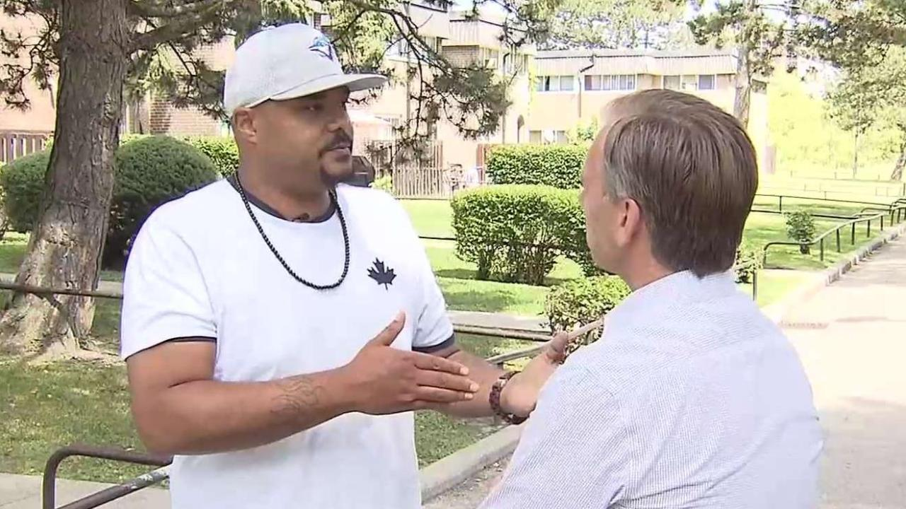 Community leader on working to beat gun violence
