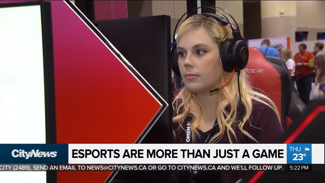 Esports champ on how she turned her passion into a career