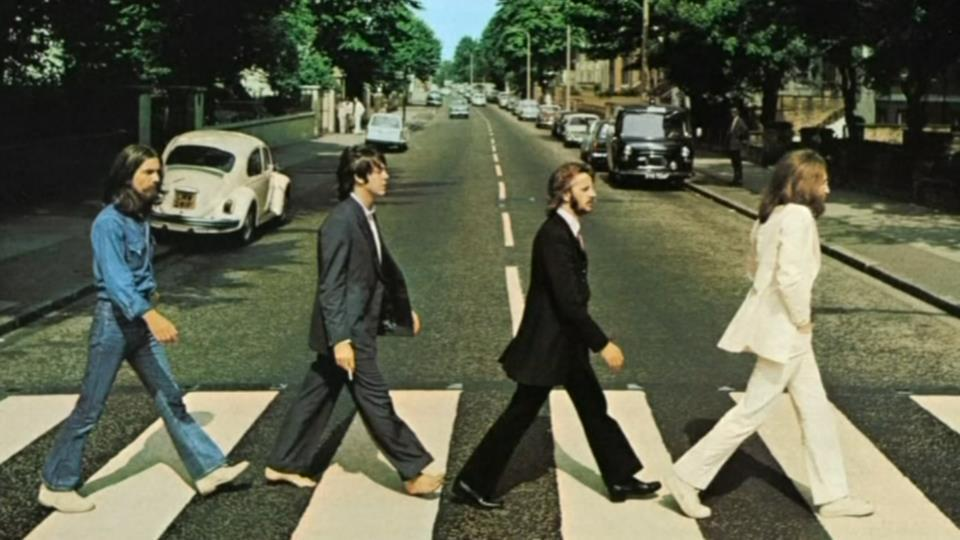 50 years since Iconic Abbey Road Beatles album photo taken