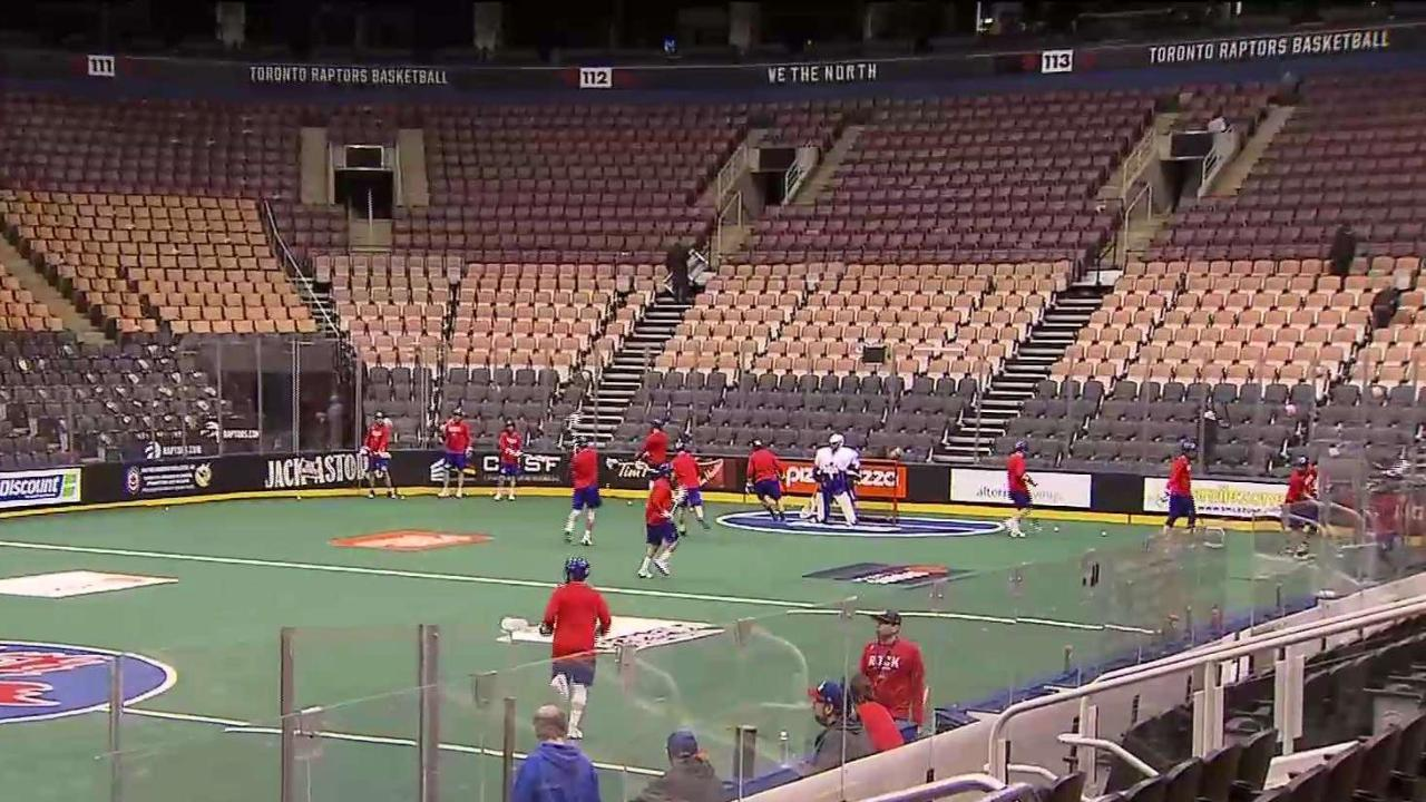 Lacrosse taking over the GTA this week