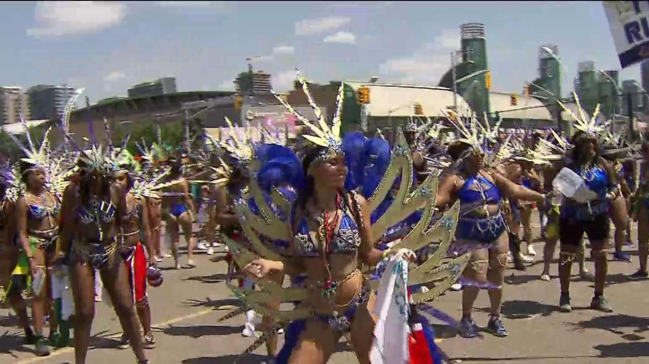 52nd Caribbean Carnival takes over Toronto