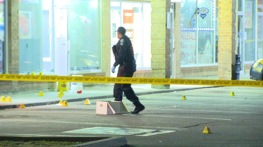 Toronto sees 4 shootings over span of 24 hours