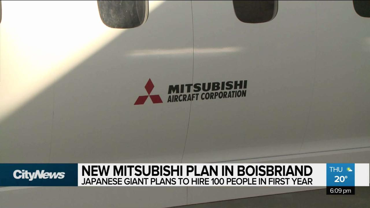 New Mitsubishi plan in Boisbriand - CityNews Montreal