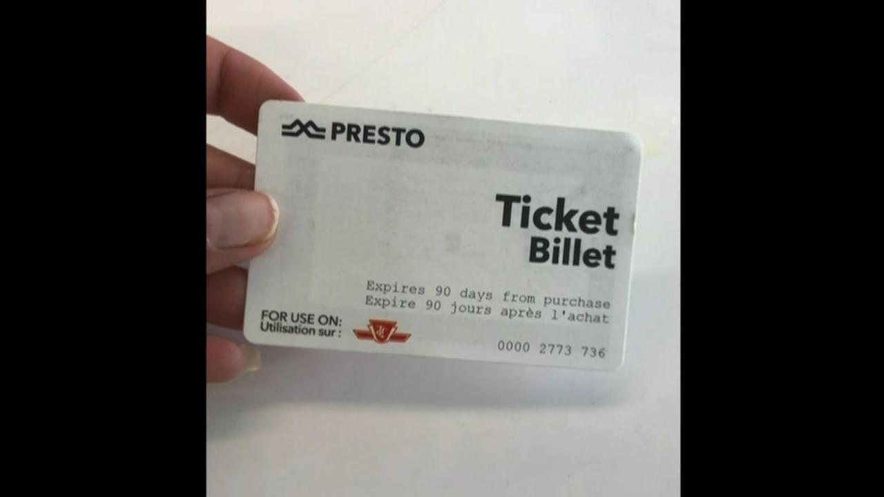 Concerns about tickets being used to replace TTC tokens