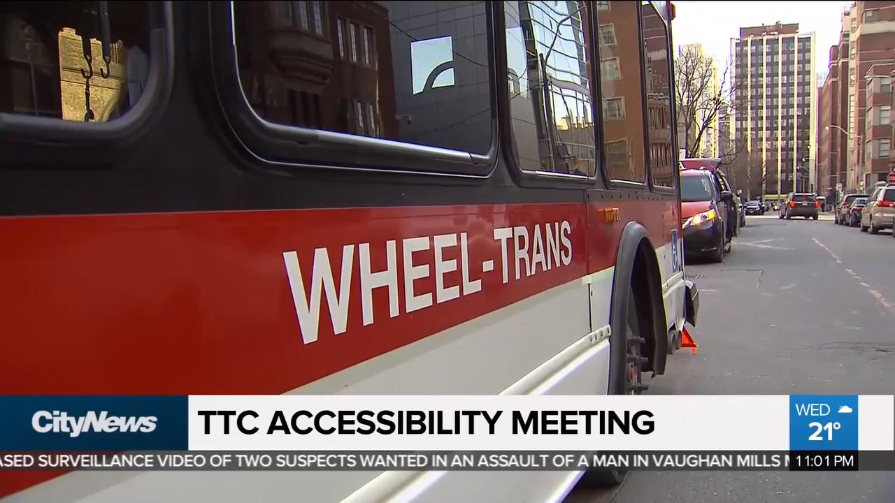 TTC holds accessibility meeting