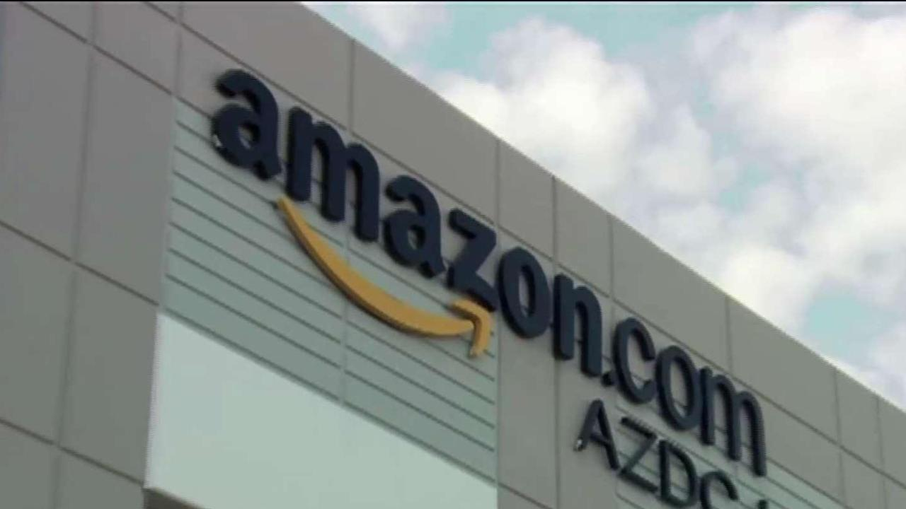 Business report: Amazon to buy 100,000 zero-emission trucks