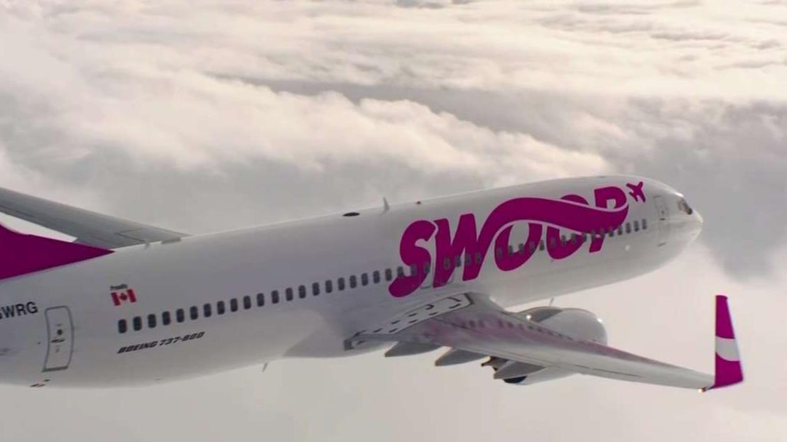 Swoop Airline customers frustrated by cancellations