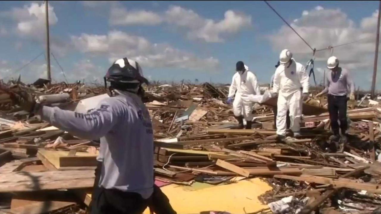 Canada sending more aid to Bahamas after Dorian