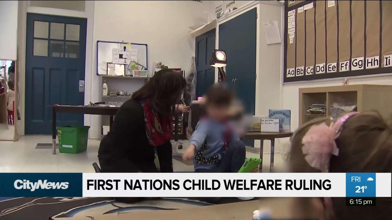 First Nations child welfare ruling