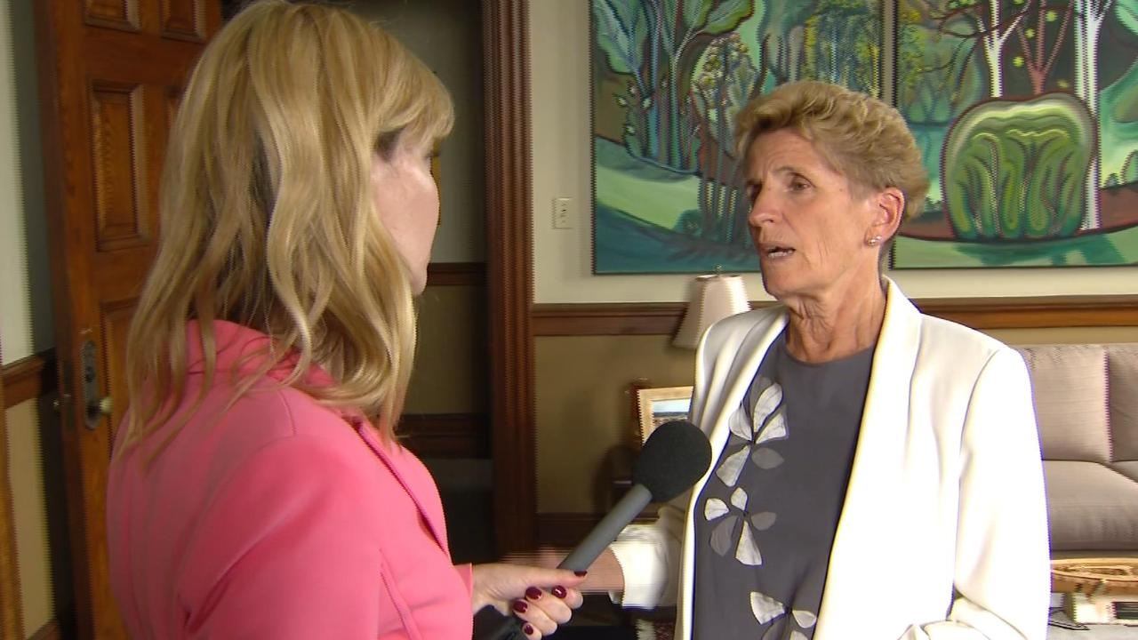 'A serious mistake:' Kathleen Wynne reacts to blackface scandal