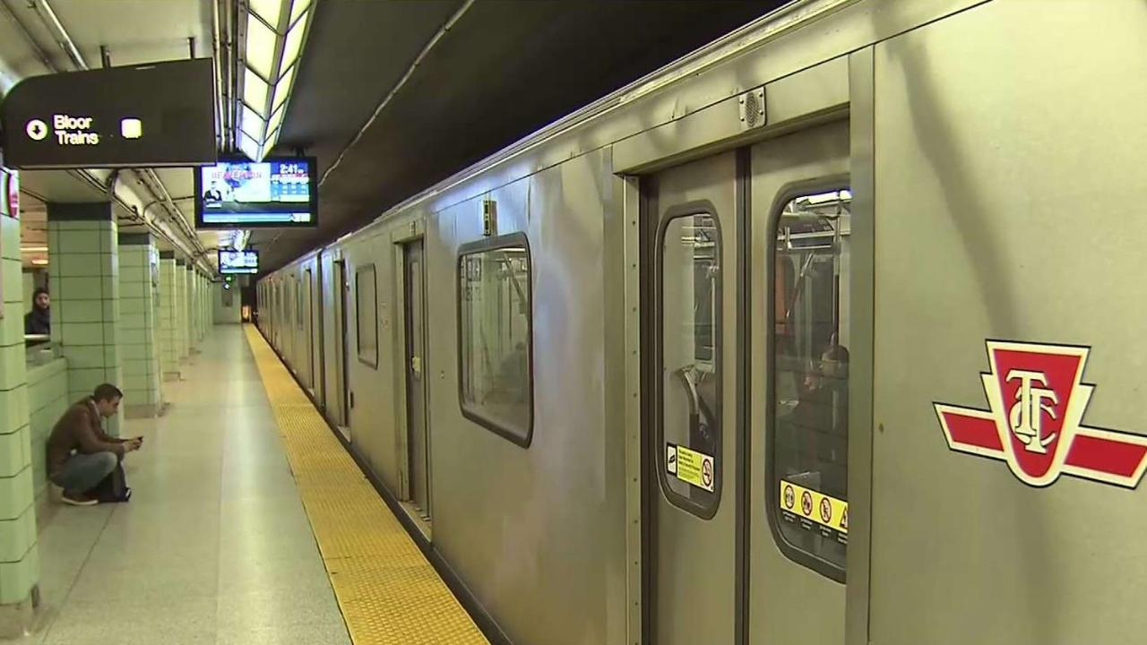 Petition for TTC subway cellular service