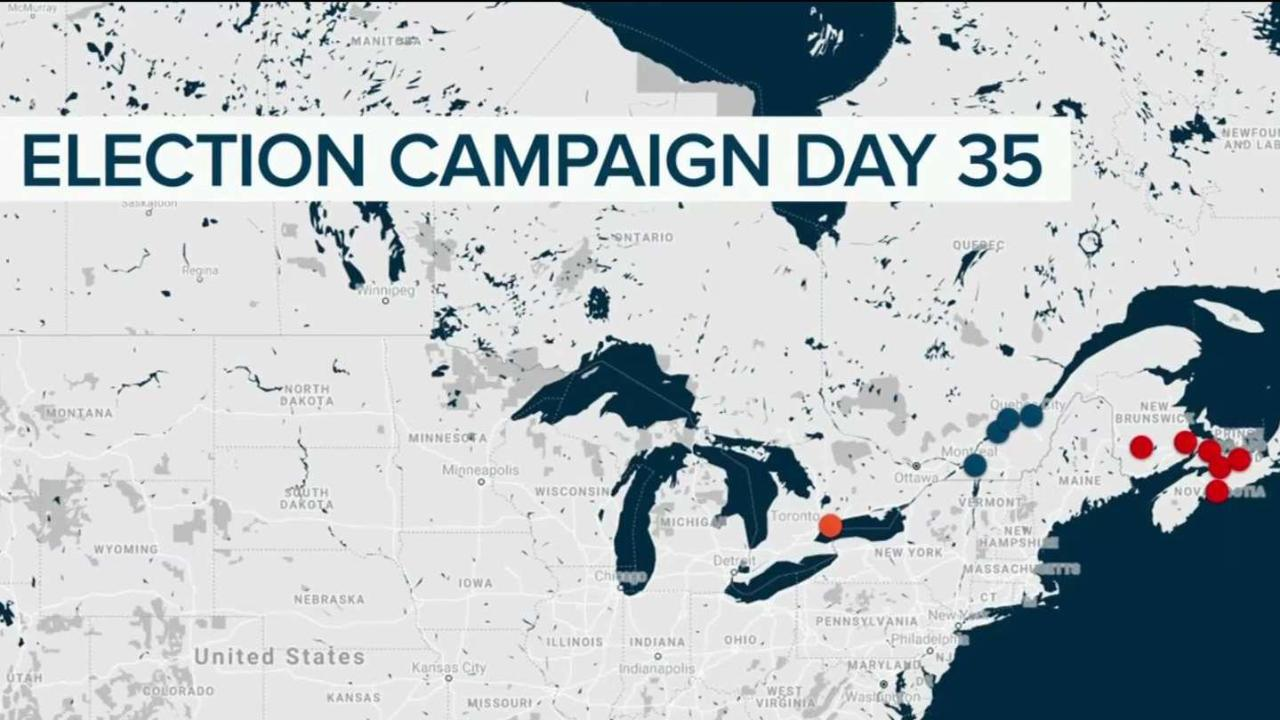 Campaign day 35: is Canada more divided than ever before?
