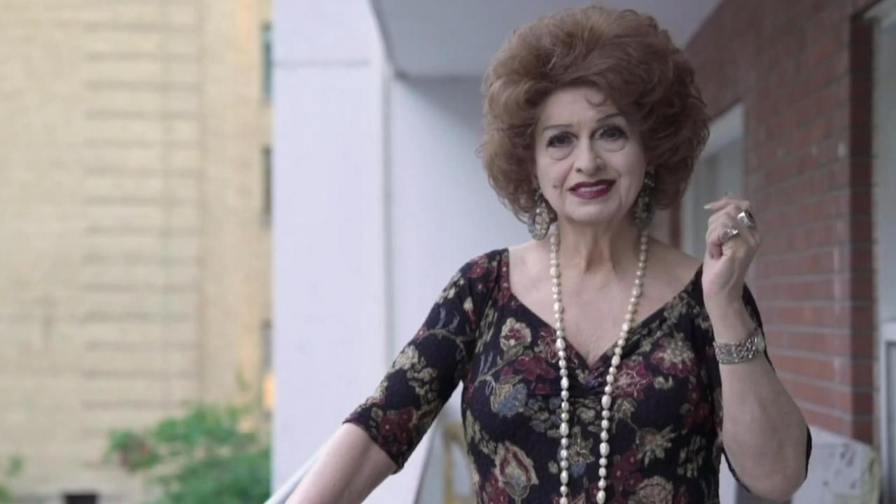 88-year-old drag queen dreams of appearing on Ellen show