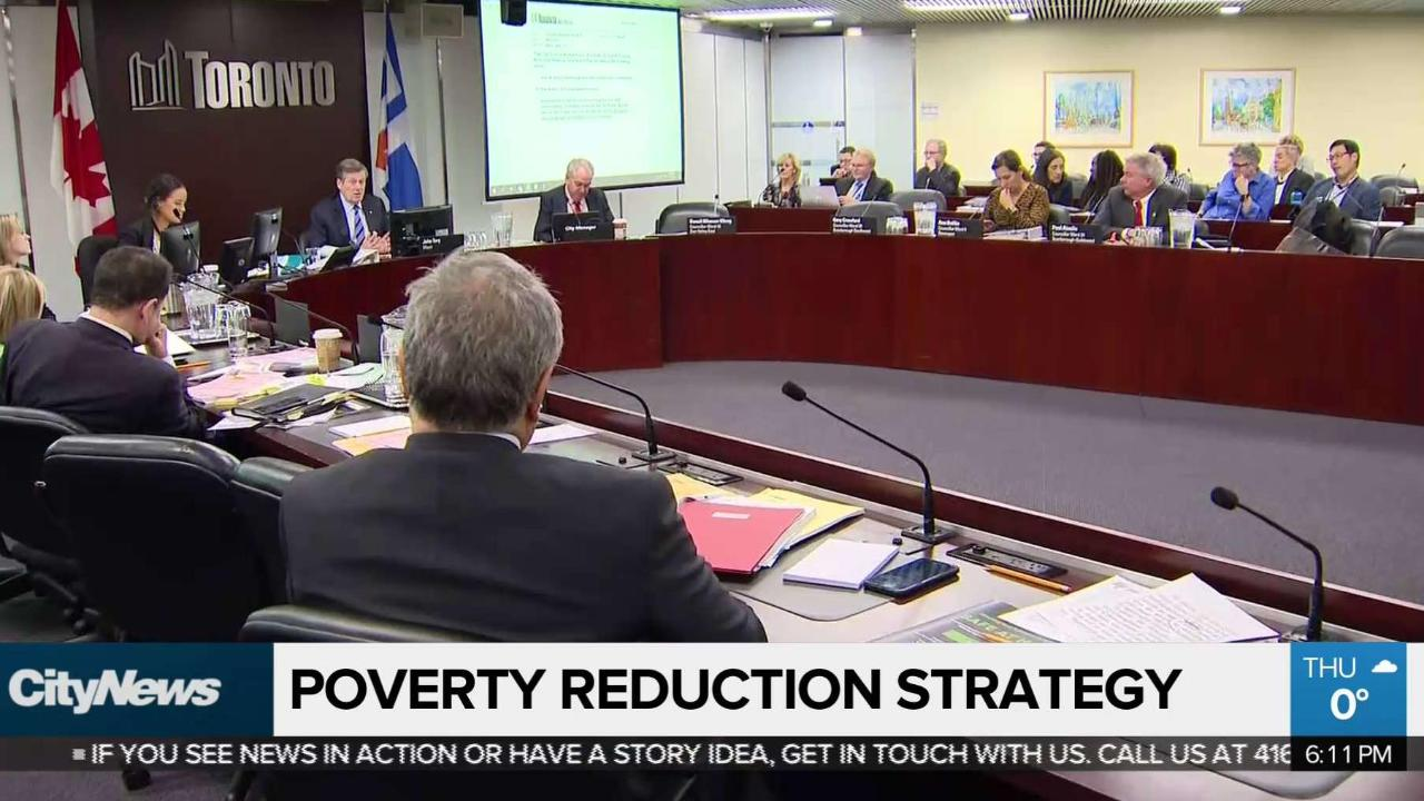 Renewing the poverty reduction strategy