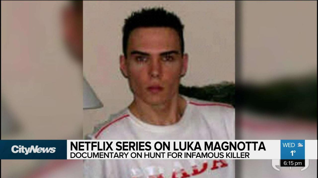 Netflix To Release Documentary Series On Luka Magnotta
