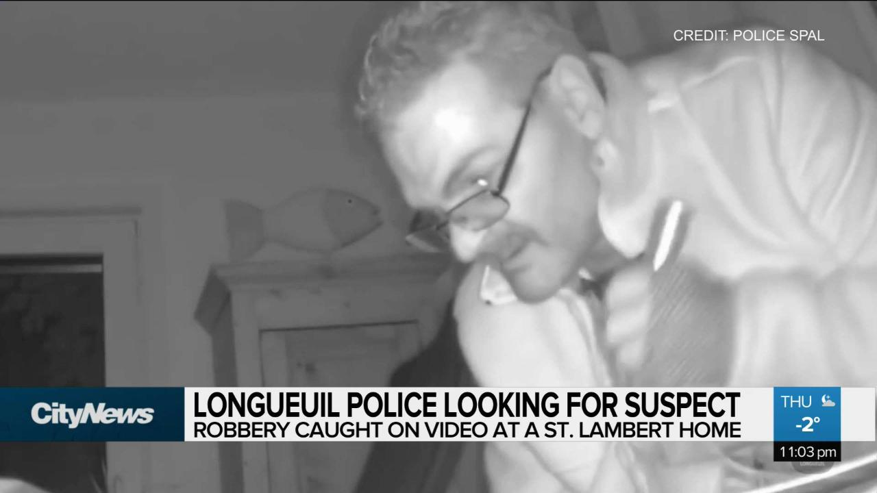 Longueuil police looking for robbery suspect - CityNews Montreal