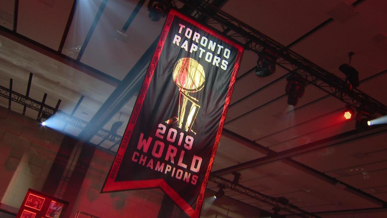 Raptors players, beloved alumni celebrate 25 years in NBA
