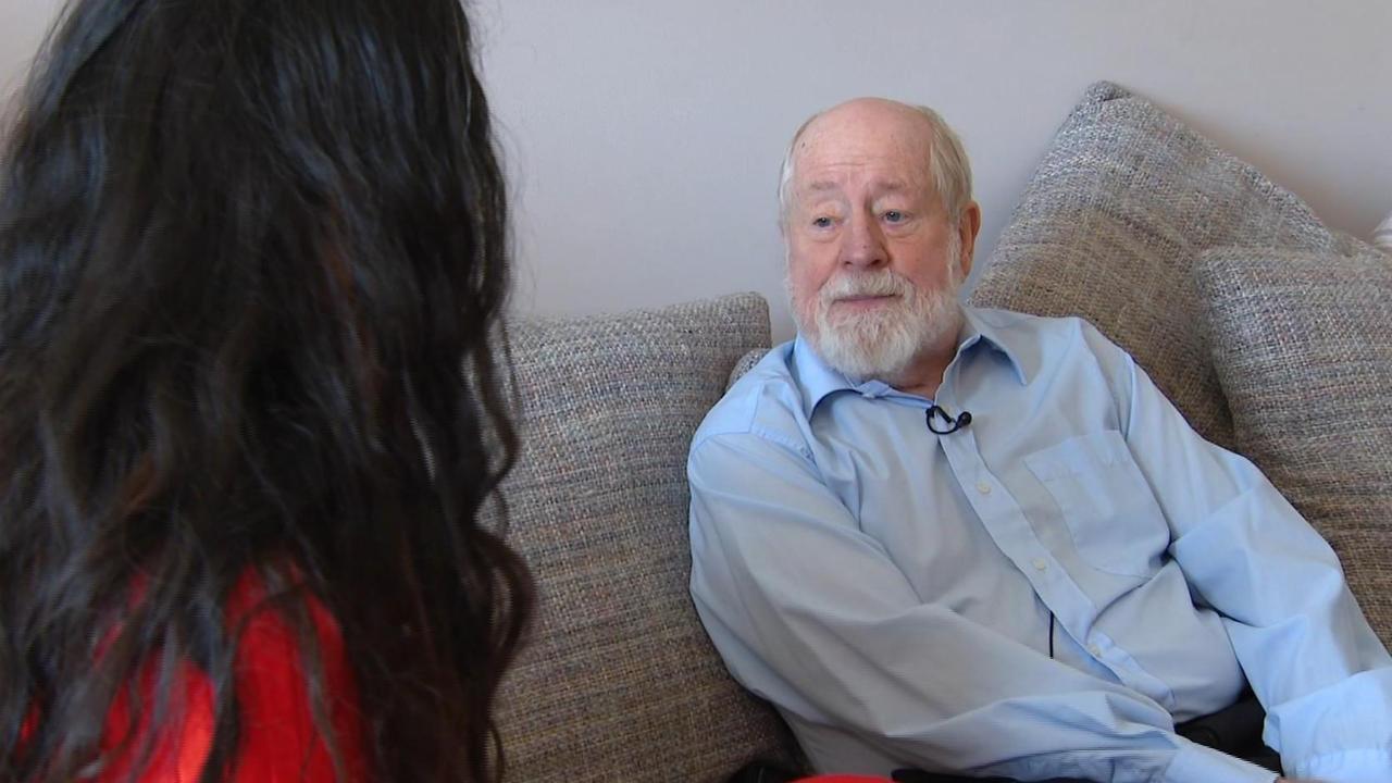 Aurora man on what it's like to live with Lyme disease