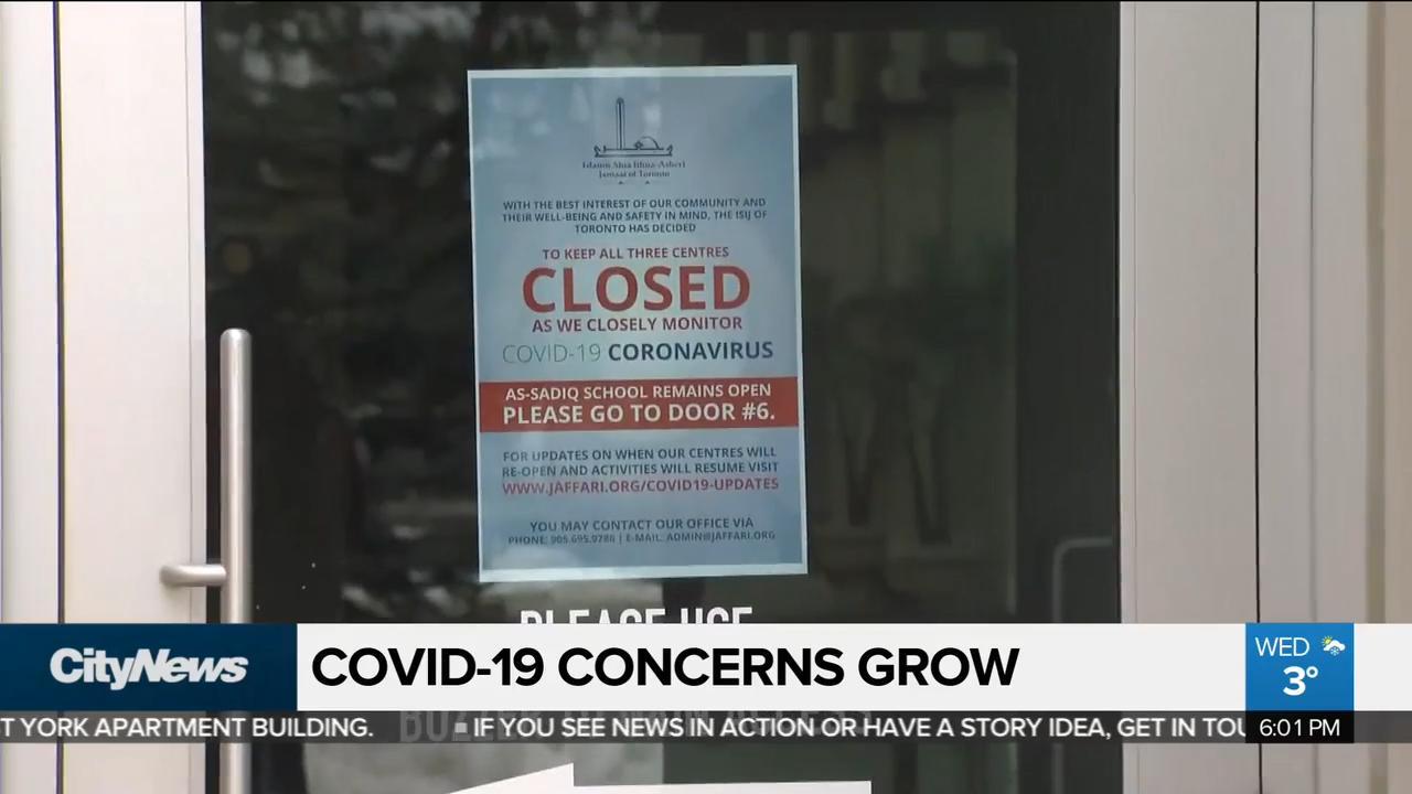 Islamic centre closes 3 GTA mosques over COVID-19 concerns