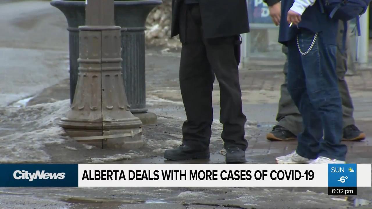 Alberta Has One Confirmed Three Presumptive Cases Of Covid 19