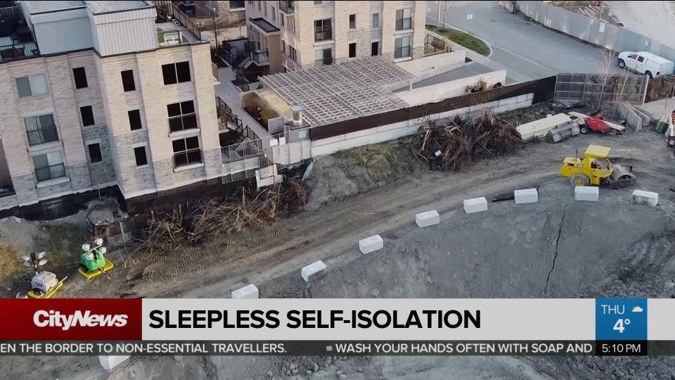 Overnight transit project leaves Junction residents sleepless in self-isolation