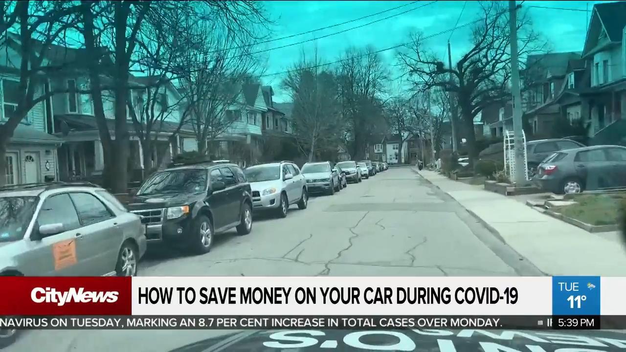 Canadians Catching A Break On Car Insurance During Coronavirus