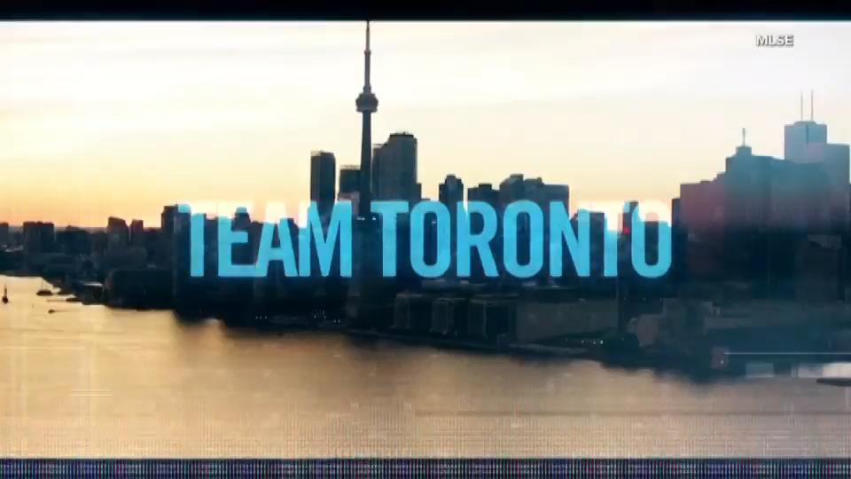 City of Toronto, major sports teams send coronavirus message: #StayHomeTO