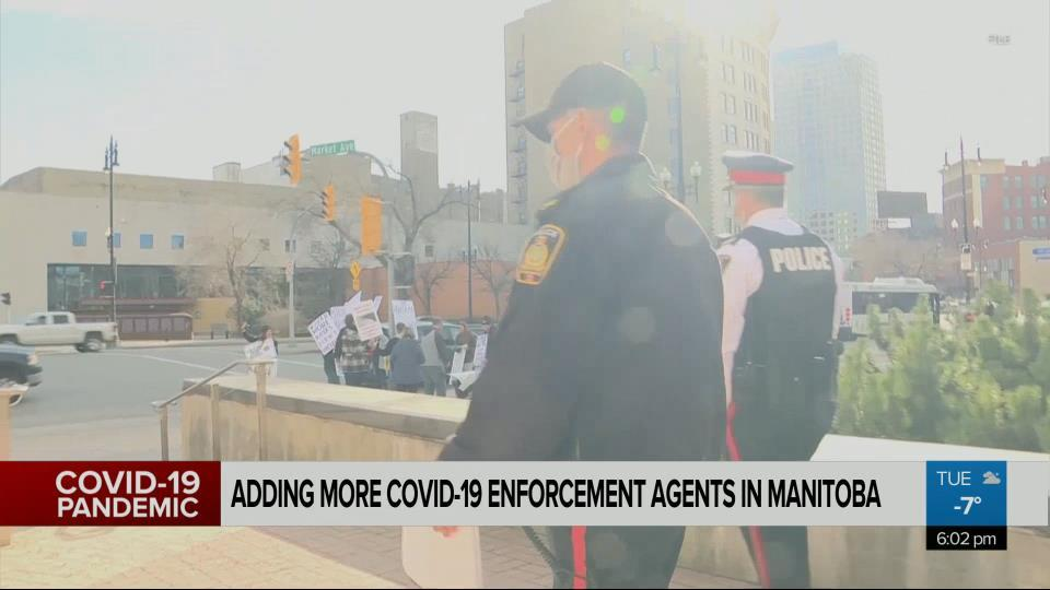 Private Security For Covid 19 Enforcement In Manitoba
