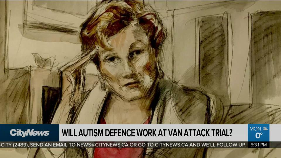 Will autism defence work at van attack trial?
